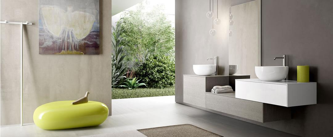 Arredobagno Milano, vendita mobili da bagno